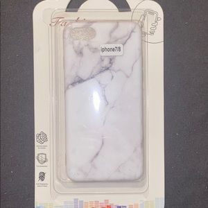 Marble iPhone 7/8 case